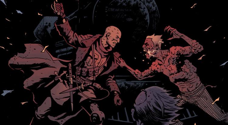 Comic Review: Baltimore Bd. 01 (Cross Cult) - ein Monster von einem Comic!