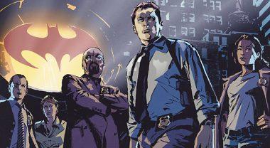Review: Gotham Central #1 - oder warum du als Batman-Fan diese Serie auf keinen Fall verpassen darfst!