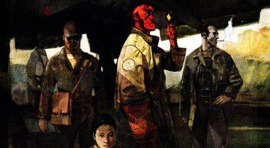 Comic Review: Hellboy #14 - Hellboy und die B.U.A.P. - 1952