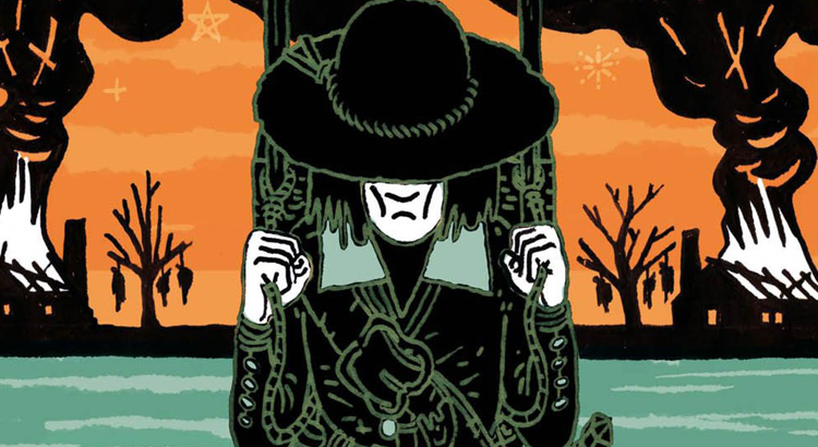 Comic Review: Die Verwerfung - eine Geschichte aus dem Dreißigjährigen Krieg