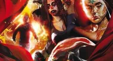 Comic Review: Ghost Realm #01 - das Comic-Comeback des Timo Wuerz