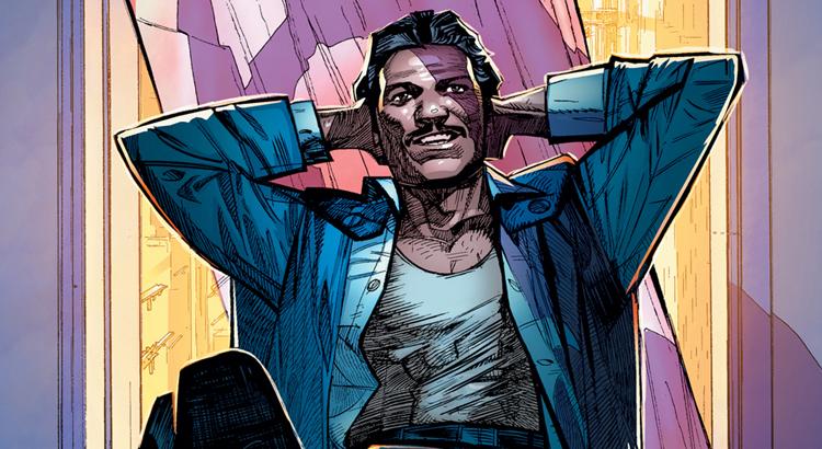 Comic Review: Star Wars - Lando (Panini Comics)