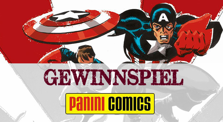 Gewinnspiel: Captain America - White (Panini Comics)
