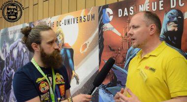 CSE2016: Im Gespräch mit Steffen Volkmer von Panini Comics