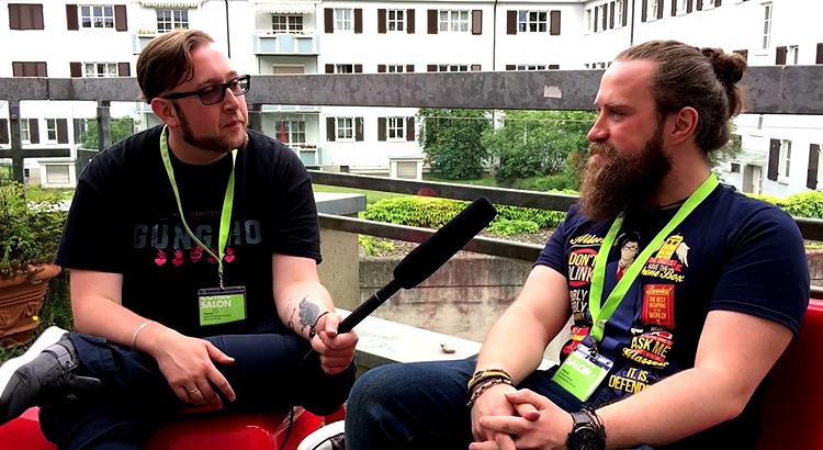 CSE2016: Im Gespräch mit Mattes von DeinAntiheld.de
