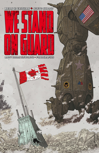 Comic Review_We Stand On Guard