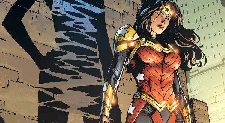 Comic Review: Wonder Woman - Göttin des Krieges Bd. 02 (Panini Comics)