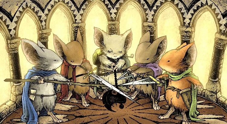 Disney cancelt MOUSE GUARD Film 2 Wochen vor Produktionsbeginn