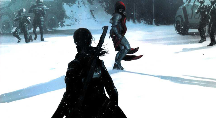 Comic Review: Lazarus Bd. 03 - Konklave (Splitter Verlag)