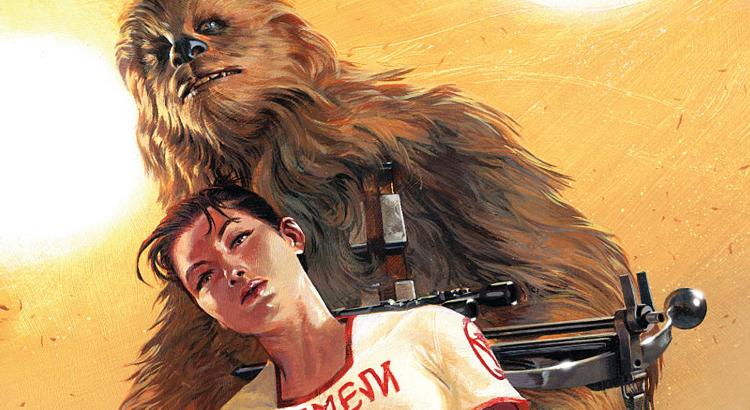Comic Review: Star Wars - Chewbacca (Panini Comics)