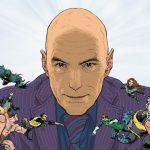 Comic-Superstar Grant Morrison arbeitet an TV Umsetzung von HAPPY! & Huxleys SCHÖNE NEUE WELT