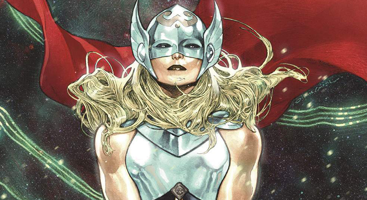 Comic Review: Thor Bd. 01 (Panini Comics)