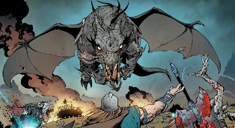 "Umfassende Preview zu Mark Millars und Greg Capullos neuem Fantasy-Comic ""Reborn"" (Image Comics)"