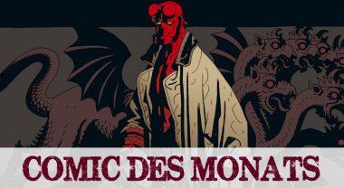 Comic Review: Hellboy Kompendium Bd. 01 (Cross Cult)