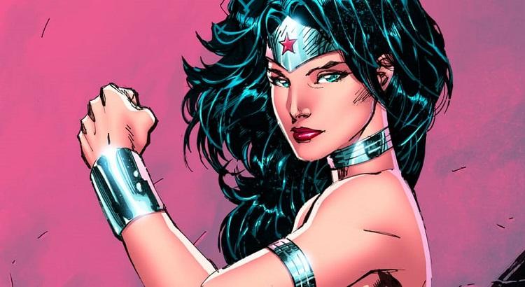 Video: Jim Lee zeichnet und spricht über Wonder Woman