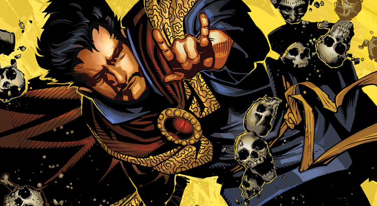 Comic Review: Doctor Strange Bd. 01 (Panini Comics)