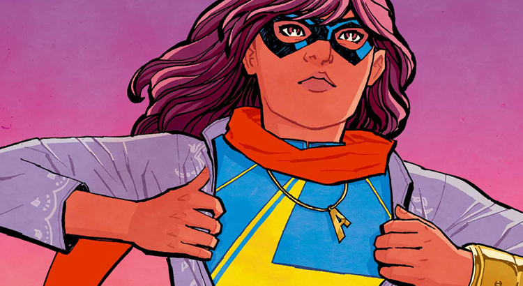Ms. Marvel TV-Serie in Produktion für Disney+