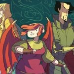 Comic Review: Nimona (Minisplitt / Splitter Verlag)