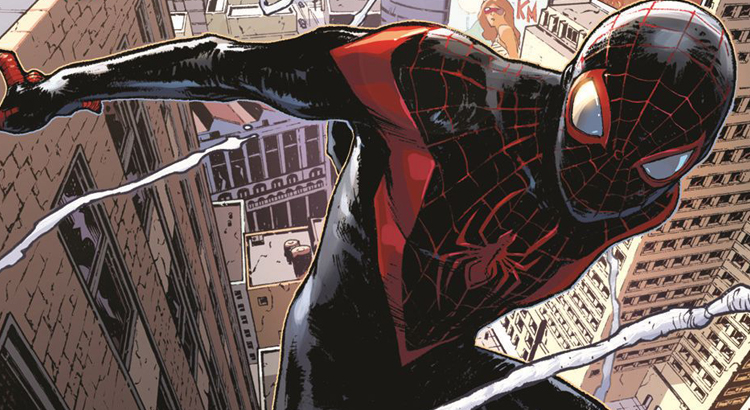 Comic Review: Spider-Man - Miles Morales Bd. 01 (Panini Comics)