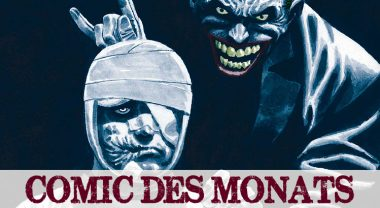 Comic Review: Dark Night - Eine wahre Batman-Geschichte (Panini Comics)