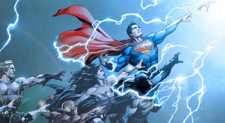"""#NYCC: DC Comics stellen eine """"ultimative DC Universe Timeline"""" vor"""