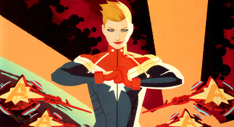 Comic Review: Captain Marvel Bd. 01 (Panini Comics)