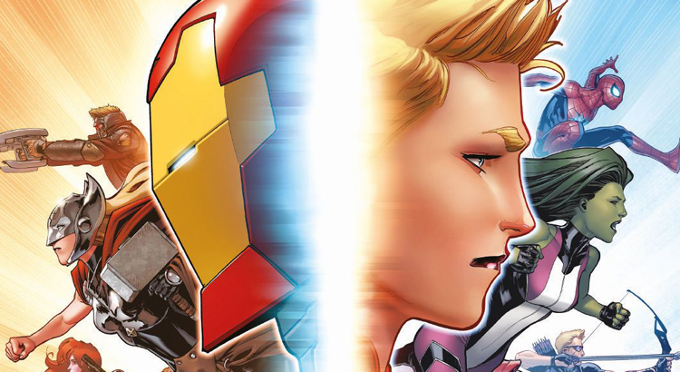 Comic Review: Civil War II (Panini Comics)