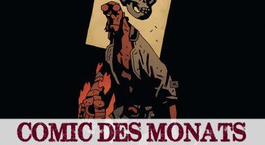 Comic Review: Hellboy Bd. 15 - Die Todeskarte (Cross Cult)