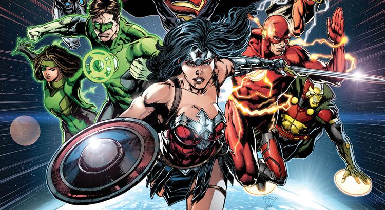 "Comic Review: Justice League #56 (Panini Comics) - Kick-off-Ausgabe für ""DC: Rebirth"""