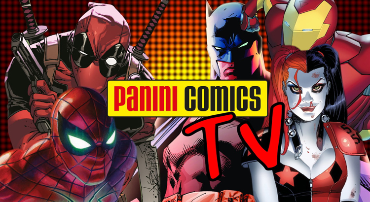 Video: Panini Comics TV – Episode 9 online - Themen: Rebirth, MCC Leipzig, Wonder Woman, Old Man Logan und mehr