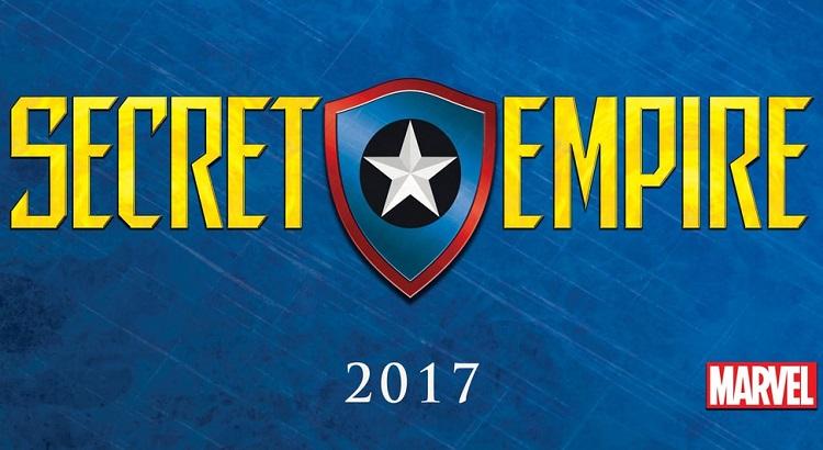 "Marvel teast neue Captain America Story ""Secret Empire"" an"
