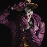 "DC Collectibles bringt neue Joker Statue in Brian Bollands ""Batman: The Killing Joke"" Design"