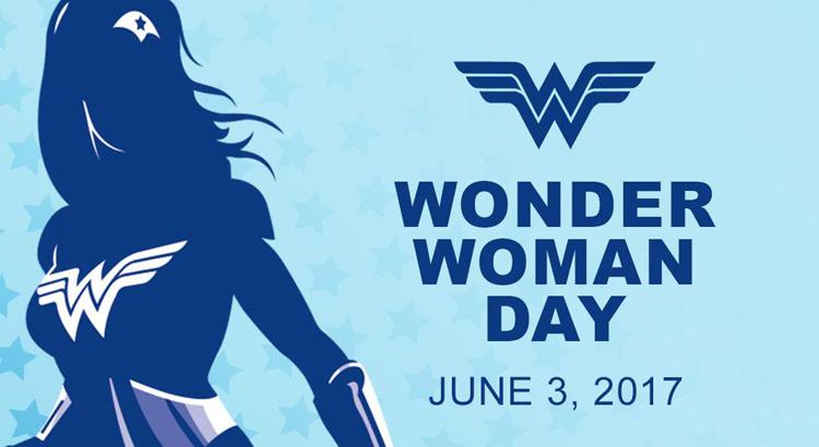 DC Comics kündigt WONDER WOMAN Tag für den 03. Juni 2017 an