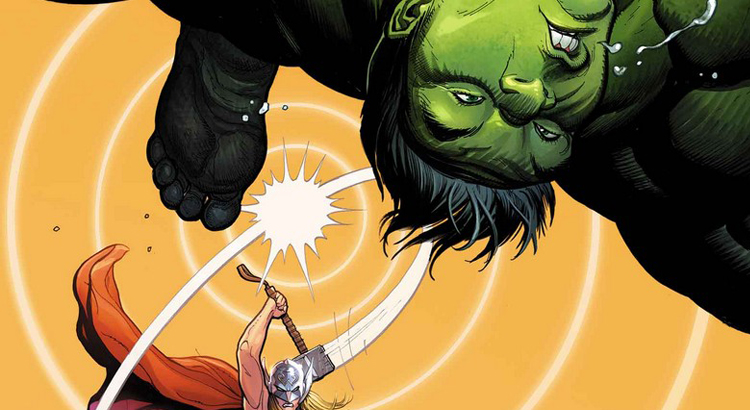 Comic Review: Hulk Bd. 02 - Das Monster in mir (Panini Comics)