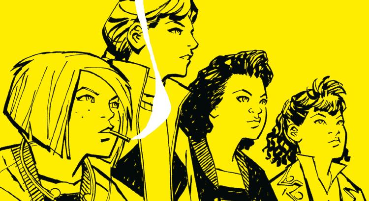 Comic Review: Paper Girls Bd. 01 (Cross Cult)