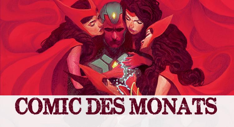 Comic Review: Vision Bd. 02 - Träumen Androiden von virtueller Liebe? (Panini Comics)