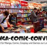 #MCC17: Fotobericht zur Manga-Comic-Con 2017 in Leipzig