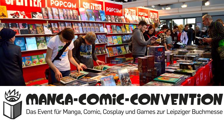 Leipziger Buchmesse / Manga-Comic-Con wegen Coronavirus abgesagt