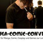 #MCC17: Scott Koblish zeichnet Live Harley Quinn Sketch (Manga-Comic-Con 2017)