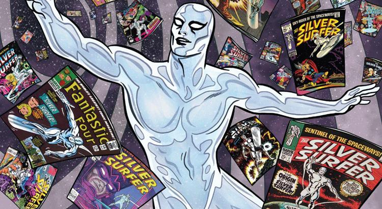 SAGA-Autor Brian K. Vaughan soll Drehbuch für potentiellen SILVER SURFER Film für 20th Century Fox schreiben