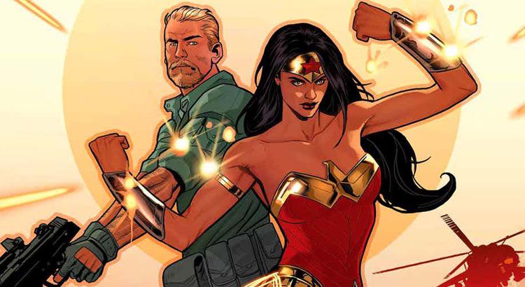"""DC Comics kündigt """"Wonder Woman: Steve Trevor"""" One-shot an"""