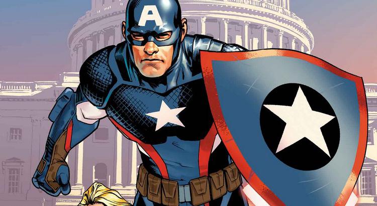 Comic Review: Captain America - Steve Rogers Bd. 01 (Panini Comics)