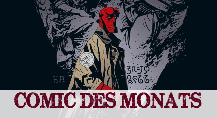 Comic Review: Hellboy Kompendium Bd. 02 (Cross Cult)