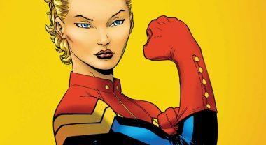 Panini Comics kündigt CAPTAIN MARVEL Anthologie für Februar an