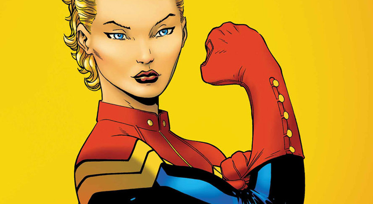 Panini Comics kündigt CAPTAIN MARVEL Anthologie für Februar an