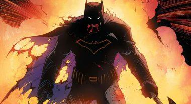 Comic Review: Batman Metal #01 (Panini Comics)