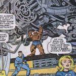 Taucht da etwa Jack Kirbys FANTASTIC FOUR Artwork im neuen Thor Trailer auf? Oh ja!