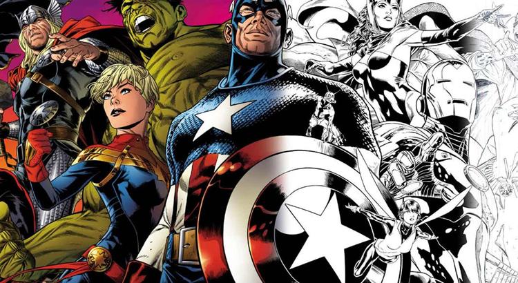 """<span class=""""dquo"""">""""</span>Marvel Legacy"""" Launch: Neue Storys, alte Helden, Rückkehr zur alten Nummerierung - erleben wir nun die Rückkehr der FANTASTIC FOUR?"""