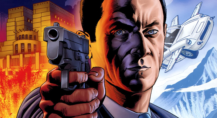 "Mark Millar kündigt neuen Kingsman Comic an: ""Kingsman: The Red Diamond"""