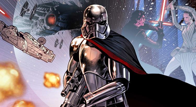 "Marvel kündigt ""Star Wars: Captain Phasma"" Comic-Mini-Serie an"